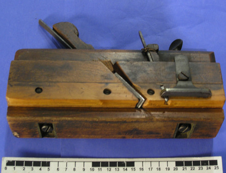 plane, wood [col.2677.2] measure