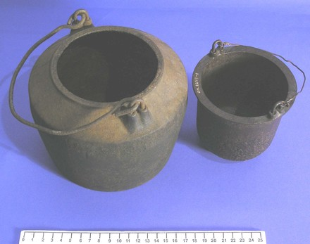 glue pot and insert apart [col.2678] measure