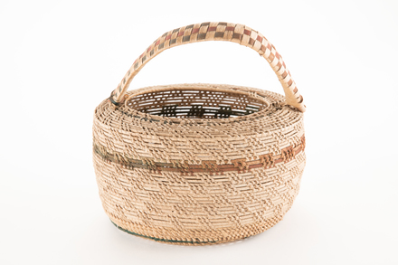 Basket, 14545.2, E46, Photographed by Denise Baynham, digital, 03 May 2018, Cultural Permissions Apply