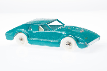 toy car, 1996.165.149, Photographed by Andrew Hales, digital, 14 Jun 2018, © Auckland Museum CC BY