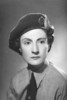 Portrait of Judith Copeland, Women's Auxiliary Air Force, taken by Clifton Firth 1942. Sir George Grey Special Collections, Auckland Libraries, 34-H154. Image may be subject to copyright restrictions.