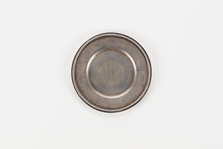 salver, church, 2013.49.1, 16695, Photographed by Richard Ng, digital, 23 Aug 2018, © Auckland Museum CC BY