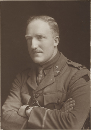 Portrait of Lieutenant Erasmus Baxter, Archives New Zealand, AALZ 25044 2 / F1006 39. Image may be subject to copyright restrictions.