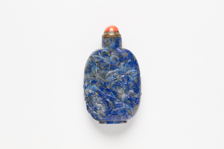 snuff bottle, 1934.317, 36434, 36434.1, M229A, Photographed by Richard Ng, digital, 04 Sep 2018, © Auckland Museum CC BY