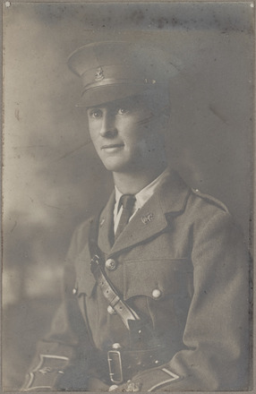 Portrait of Alfred Cranstone Cowie, Archives New Zealand, R24183996. Image may be subject to copyright restrictions.
