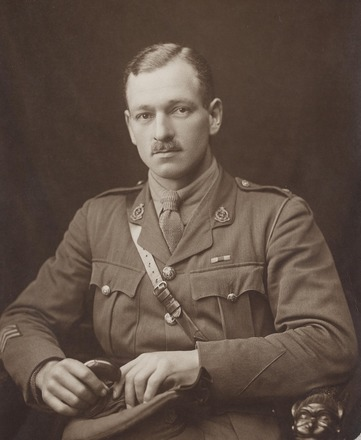 Image of Captain William C Hartgill MM. FL20932615 Archives New Zealand. Image may be subject to copyright restrictions.