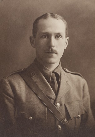 Portrait of Major frederick Noel Johns. FL20933101 Archives New Zealand. Image may be subject to copyright restrictions.