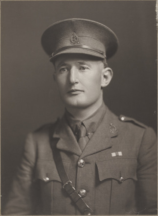 Portrait of Donald McDonald Wilson, Archives New Zealand, R24184860. Image may be subject to copyright restrictions.
