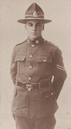 Portrait of William Andrew MM. FL20932828 Archives New Zealand. Image may be subject to copyright restrictions