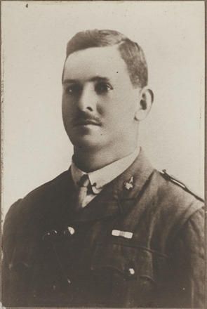 Portrait of Captain John Norman Rauch, Archives New Zealand, R24185006. Image may be subject to copyright restrictions.
