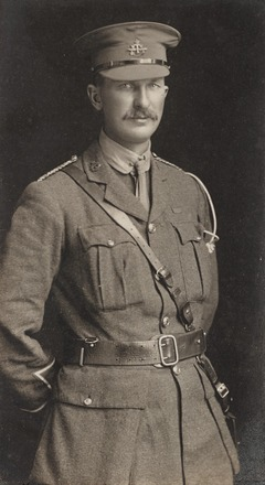 Portrait of Captain Stephen W.B. Brooker, Archives New Zealand, R24184966, Image may be subject to copyright restrictions.