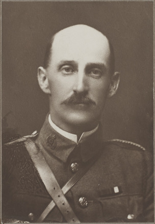 Portrait of Major Norman Frederick Hastings, Archives New Zealand, AABK 18805 W5515 74 / 0006343. Image is subject to copyright restrictions.