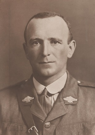 Portrait of Lieutenant Colonel Claude Horace Weston, Archives New Zealand, AALZ 25044 6 / F2094 9. Image is subject to copyright restrictions.