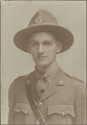 Portrait of Lieutenant Charles Gordon Stewart, Archives New Zealand, AALZ 25044 5 / F1889 58. Image is subject to copyright restrictions.