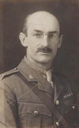 Portrait of Lieutenant Colonel William Henry Cunningham, Archives New Zealand, AALZ 25044 5 / F2106 9. Image is subject to copyright restrictions.