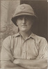 Portrait of Lieutenant Ottiwell Hope Bremner, Archives New Zealand, AALZ 25044 4 / F1631 67. Image is subject to copyright restrictions.