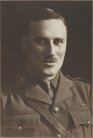Portrait of Lieutenant Colonel George Augustus King, Archives New Zealand, AALZ 25044 1 / F697 18. Image is subject to copyright restrictions.