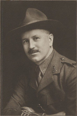 Portrait of Major Alfred Kenelm Digby-Smith, Archives New Zealand, AALZ 25044 5 / F2048 66. Image is subject to copyright restrictions.