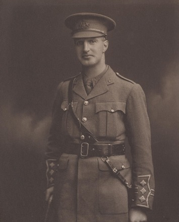 Portrait of Major Eric Hamilton Orr, Archives New Zealand, AALZ 25044 2 / F973 40. Image is subject to copyright restrictions.