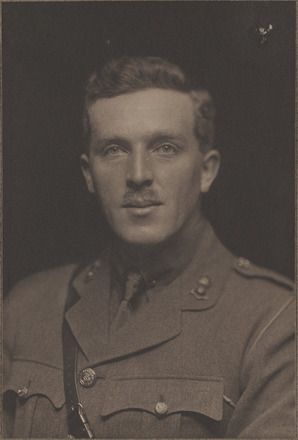 Portrait of Major James Gordon Jeffery, Archives New Zealand, AALZ   25044 2 / F1090 42. Image is subject to copyright restrictions.