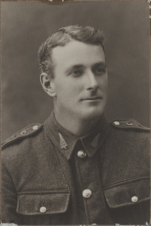 Portrait of Private William Archibald Wilson, Archives New Zealand, AALZ 25044 5 / F1816 55. Image is subject to copyright restrictions.