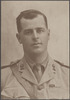 Portrait of Major Clyde McGilp DSO. Archives New Zealand, AALZ 25044 4 / F1592. Image may be subject to copyright restrictions.