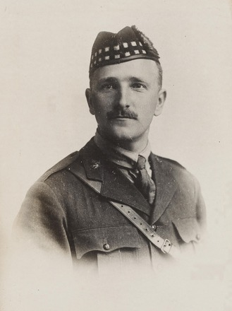 Portrait of Major George Salier Willis Nicholson, Archives New Zealand, AALZ 25044 6 / F613 5. Image is subject to copyright restrictions.