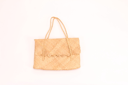 Kete para'ara'a, bag, 2018.68.19, Copyright undetermined - untraced rights owner