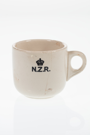 mug, K4068, Photographed by Denise Baynham, digital, 03 Dec 2018, © Auckland Museum CC BY