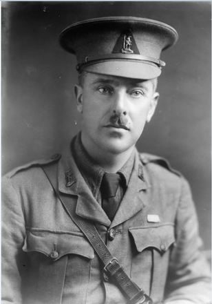 Portrait of Lieutenant Colonel Jabez Alfred Cowles 25/1. Image kindly provided by Bernice Brooks (November 2018). Image has no known copyright restrictions.