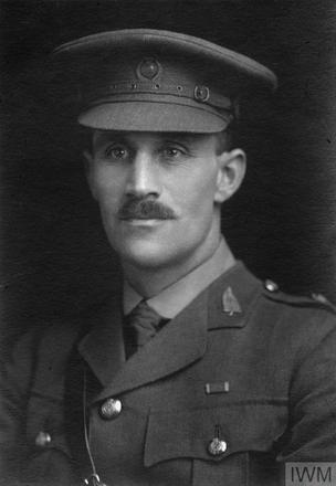 Portrait of Brigadier General Charles Henry Jeffries Brown. Image sourced from Imperial War Museums' 'Bond of Sacrifice' collection. ©IWM HU 114487
