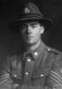 Portrait of Sergeant Spencer Vincent Pacey. Image sourced from Imperial War Museums' 'Bond of Sacrifice' collection. ©IWM HU 116534