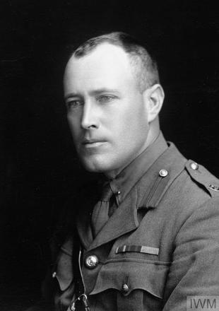 Portrait of Colonel Donald Johnstone McGavin. Image sourced from Imperial War Museums' 'Bond of Sacrifice' collection. ©IWM HU 117461