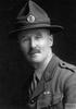 Portrait of Major William Hugh McLean. Image sourced from Imperial War Museums' 'Bond of Sacrifice' collection. ©IWM HU 117689