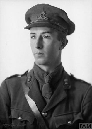Portrait of Second Lieutenant John Endell Wanklyn. Image sourced from Imperial War Museums' 'Bond of Sacrifice' collection. ©IWM HU 127039