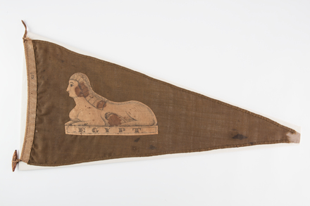 flag, regimental, 1985.202, F156, Photographed by Denise Baynham, digital, 10 Dec 2018, © Auckland Museum CC BY
