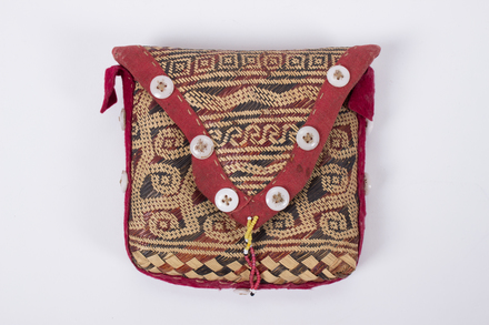 tobacco pouch,1990.40; 53419, Cultural Permissions Apply