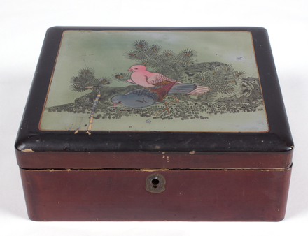 box, trinket / 2017.98.6 / © Auckland Museum CC BY