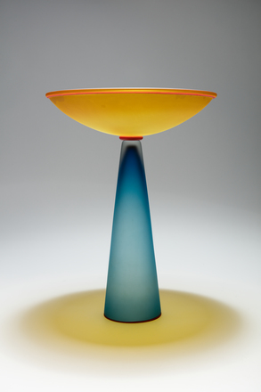 bowl, footed, 1995.201.3, All Rights Reserved