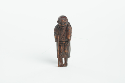 netsuke, 1934.316, M1877, 20740.3, 269, Photographed by Richard Ng, digital, 01 Feb 2019, © Auckland Museum CC BY