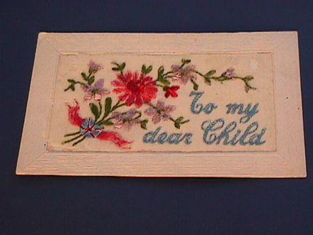 embroidered postcard, WW1 - [2000x2.7.3]