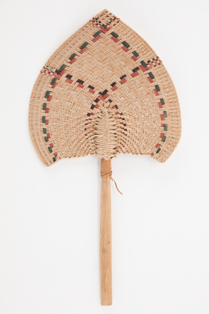 fan, 1931.390, 16645.3, Cultural Permissions Apply
