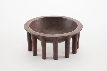 Bowl model, 1984.132, 50826, Cultural Permissions Apply