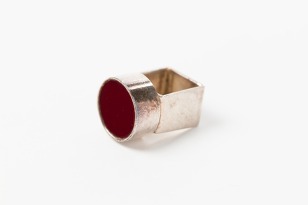 ring, 2013.16.21, All Rights Reserved © Estate of Jose Bribiesca