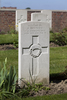Headstone of Private Fred Bennett (30899). Motor Car Corner Cemetery, Comines-Warneton, Hainaut, Belgium. New Zealand War Graves Trust (BECW8822). CC BY-NC-ND 4.0.