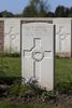 Headstone of Second Lieutenant Ernest Stanford Cornford (6/2099). Motor Car Corner Cemetery, Comines-Warneton, Hainaut, Belgium. New Zealand War Graves Trust (BECW8776). CC BY-NC-ND 4.0.