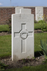 Headstone of Private Robert Hope (36866). Motor Car Corner Cemetery, Comines-Warneton, Hainaut, Belgium. New Zealand War Graves Trust (BECW8823). CC BY-NC-ND 4.0.