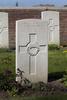 Headstone of Lance Corporal Albert Henry Lippett (33390). Motor Car Corner Cemetery, Comines-Warneton, Hainaut, Belgium. New Zealand War Graves Trust (BECW8796). CC BY-NC-ND 4.0.