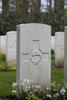 Headstone of Gunner Francis Asbridge Miller (11/2155). Berks Cemetery Extension, Comines-Warneton, Hainaut, Belgium. New Zealand War Graves Trust (BEAK7024). CC BY-NC-ND 4.0.