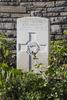 Headstone of Lance Corporal Raymond Hamilton (20999). Menin Road South Military Cemetery, Ieper, West-Vlaanderen, Belgium. New Zealand War Graves Trust (BECR0823). CC BY-NC-ND 4.0.